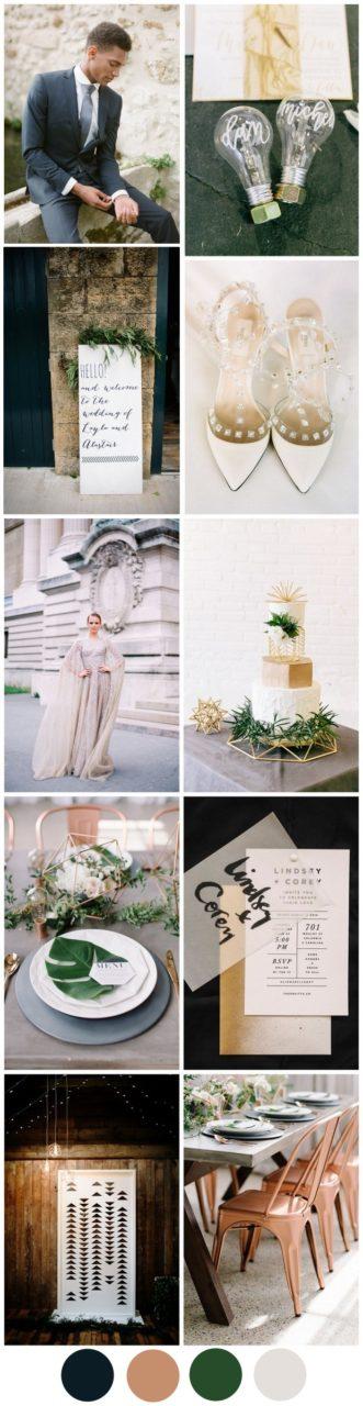 modern-industrial-chic-wedding-decor-palette-weddingsonline (2)