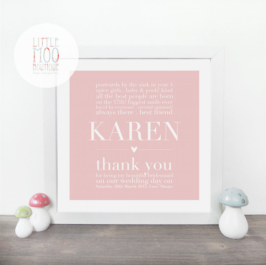 personalised-print-wedding-gift-bridesmaid