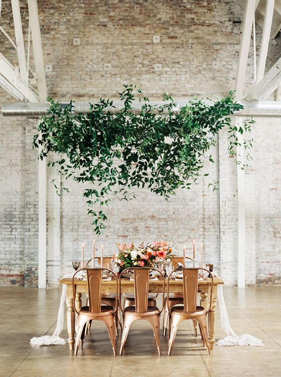 Copper Wedding Decor Your Inspiration Palette