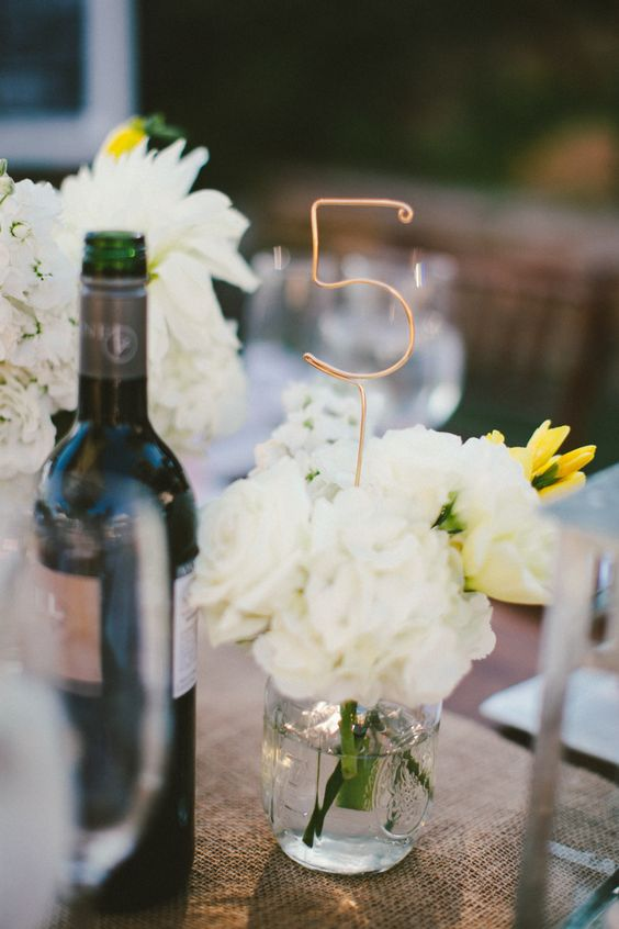 wedding-table-number-ideas-copper-modern-weddingsonline