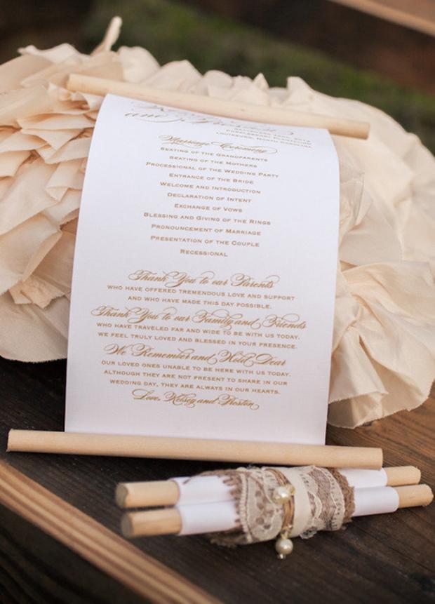 classic-scroll-wedding-ceremony-programme