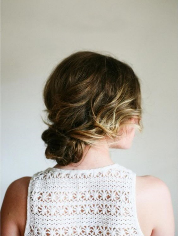 day-after-hair-ideas-knotted-updo