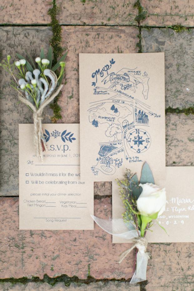 kraft-paper-illustrated-wedding-map