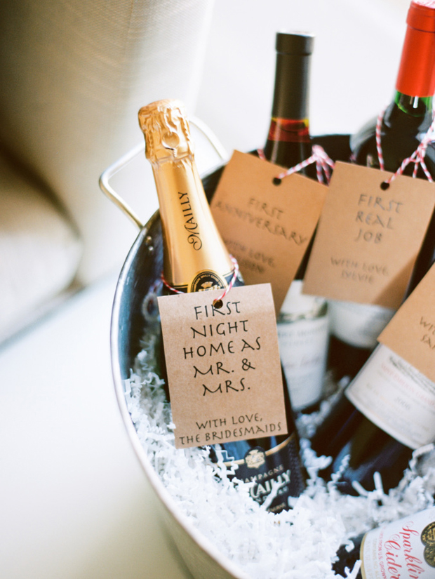 13 of the Sweetest Wedding Morning Gift Ideas for Couples ...