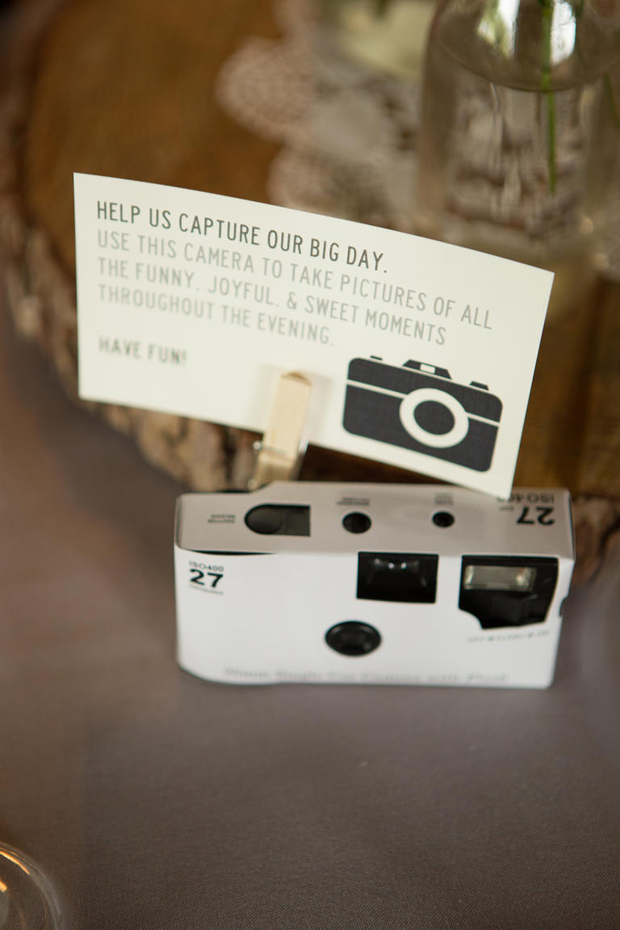 10 nostalgic ideas that will be a big hit at weddings weddingsonline nostalgic wedding ideas leave out disposable camers for junglespirit Images