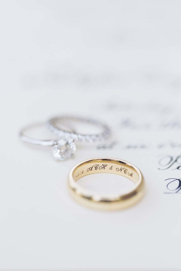 Ask The Experts How Can We Personalise Our Wedding Rings