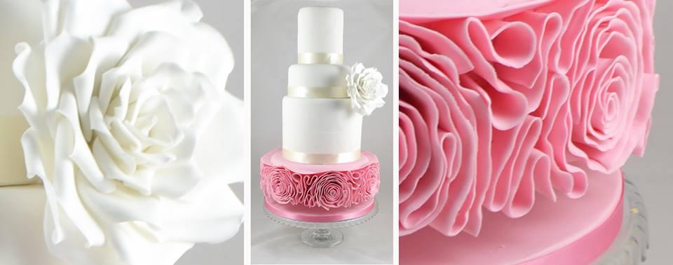 pink-ruffle-layer-wedding-cake-caking-mad-weddingsonline