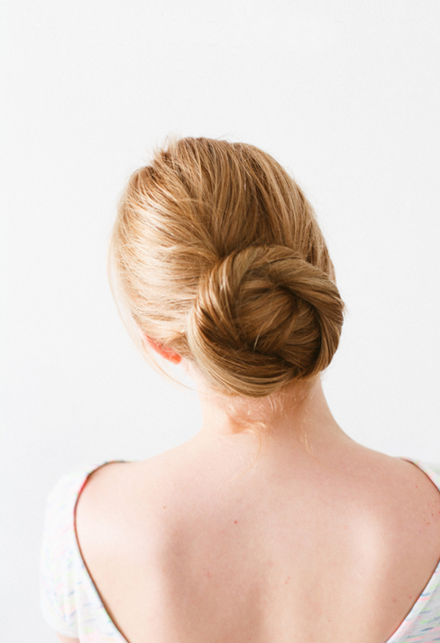 simple-diy-twisted-bun-day-after-hairstyles