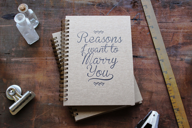 wedding-morning-gifts-reasons-i-want-to-mary-you-journal