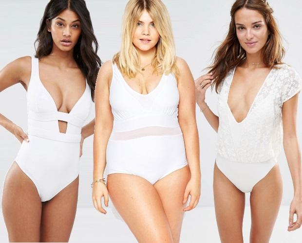 white-swimsuit-honeymoon-beachwear-weddingsonline