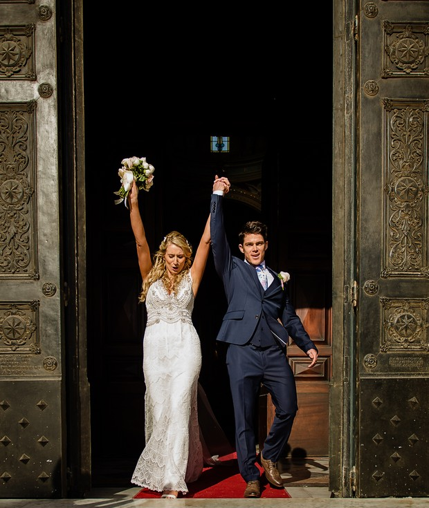 17-Bride-Groom-Celebrate-Exit-Church-i-do-knot-weddings-malta-weddingsonline