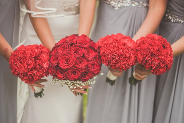 28-red-grey-wedding-theme-bridesmaid-dresses-roses-weddingsonline (1)