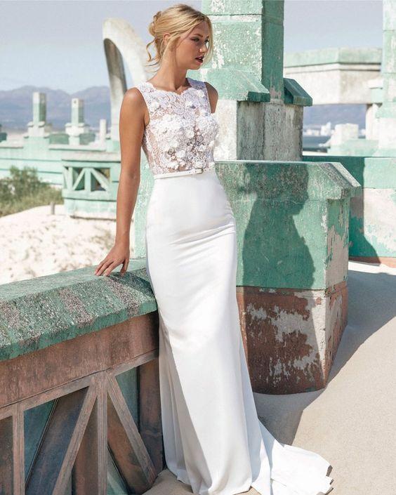 0c1698fc4b6 The Incredibly Elegant Elbeth Gillis Bridal Collection