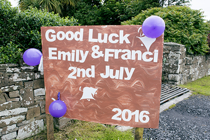 Irish-Wedding-Good-Luck-Sign
