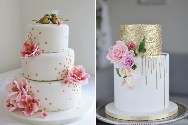 gorgeous wedding cake 28 gorgeous wedding cakes from cake makers 14872