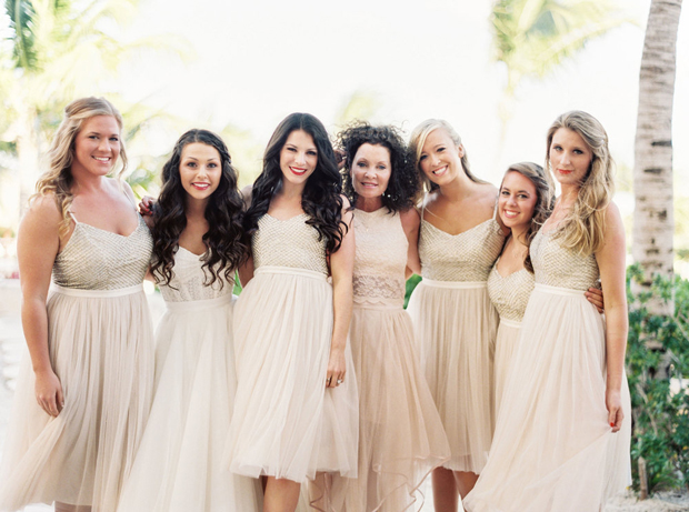bridesmaids-in-skirt-and-top-separates