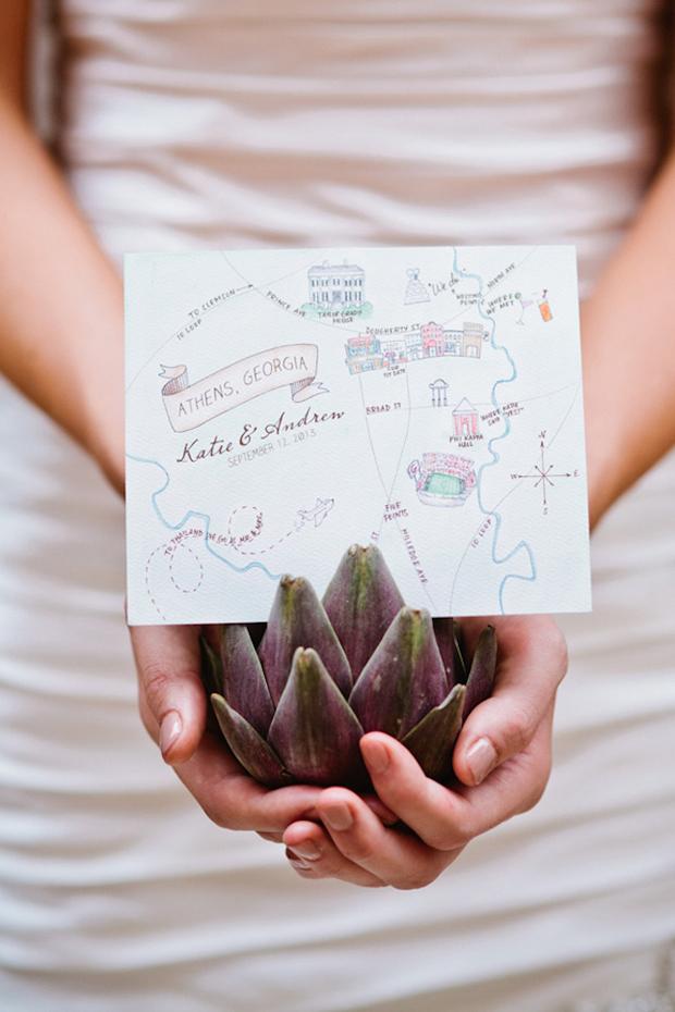 cute-wedding-map