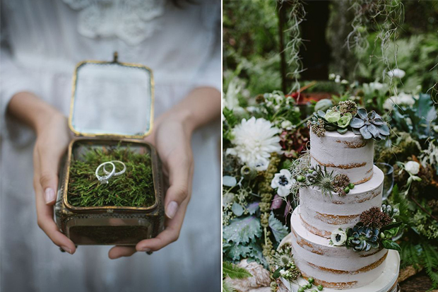 We Have Always Had A Soft Spot For Fabulous Forest Themed Weddings And There S No Better Time Of The Year To Get Inspiration Yours Than When Autumn