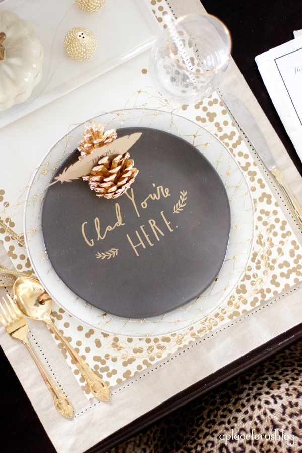 24 Fabulous Wedding Table Place Settings we\'d Love to Sit Down to ...