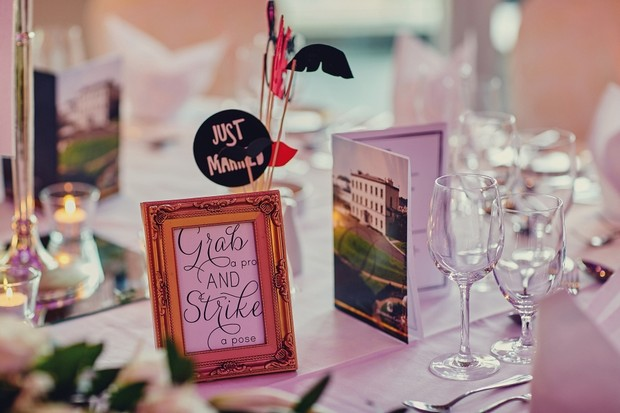 photo-props-on-table-wedding-entertainment-ideas