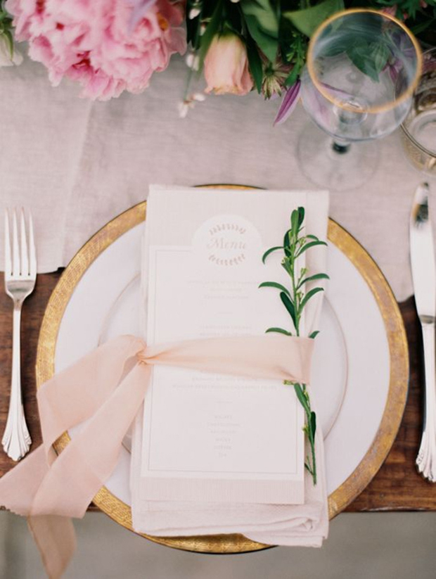 photos of table settings on weddings - Picture Ideas References