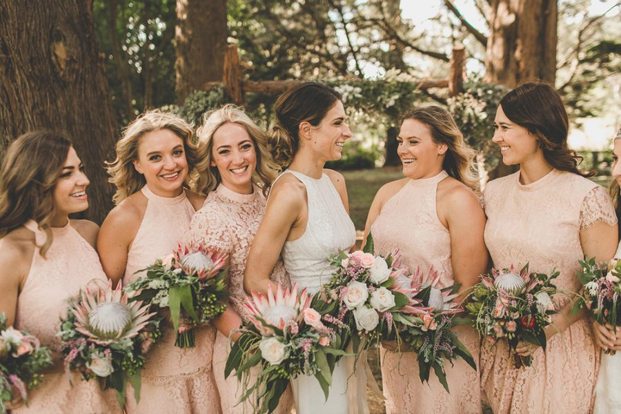 7 Stunning Bridesmaids Dress Trends For 2017