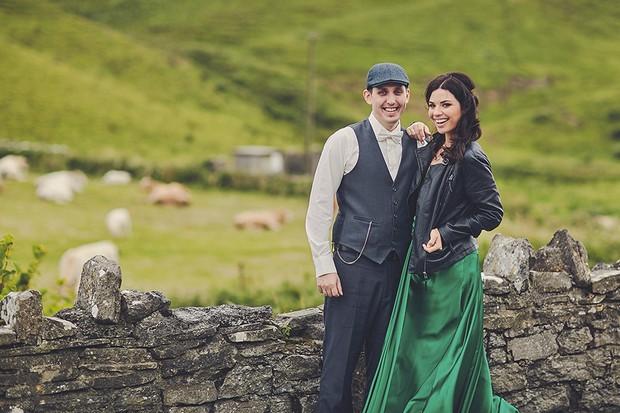 Traditional-Irish-Wedding-West-Coast-Clare-Emerald-Green-weddingsonline (6)