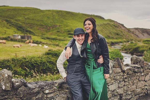 Traditional-Irish-Wedding-West-Coast-Clare-Emerald-Green-weddingsonline (7)