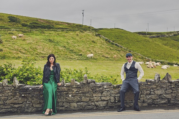 Traditional-Irish-Wedding-West-Coast-Clare-Emerald-Green-weddingsonline (8)