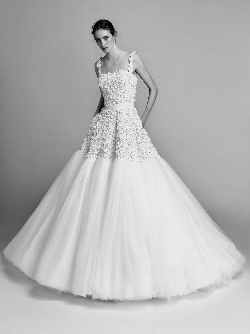 f3d92ba05ad09 The Surreal, Striking Viktor & Rolf Bridal Collection | weddingsonline