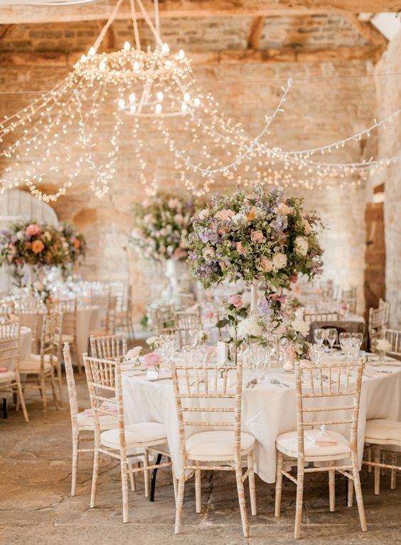 Wedding-Lighting-Fairy-Lights-Reception