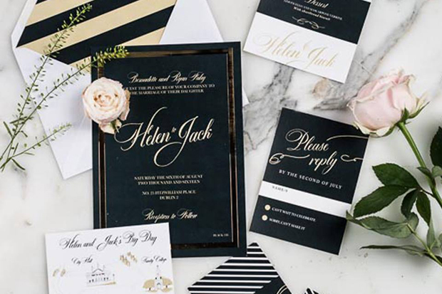 appleberry-press-opulent-black-and-gold-wedding-invitation