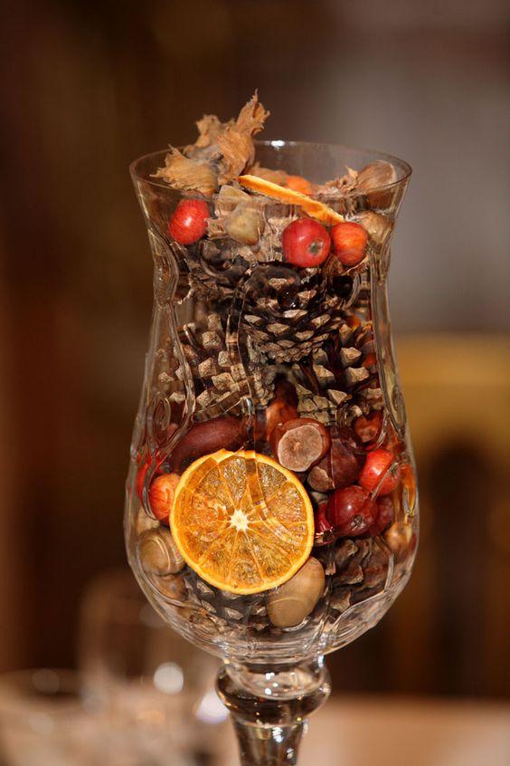 Autumn Wedding Ideas Table Centrepiece Decor Weddingsonline
