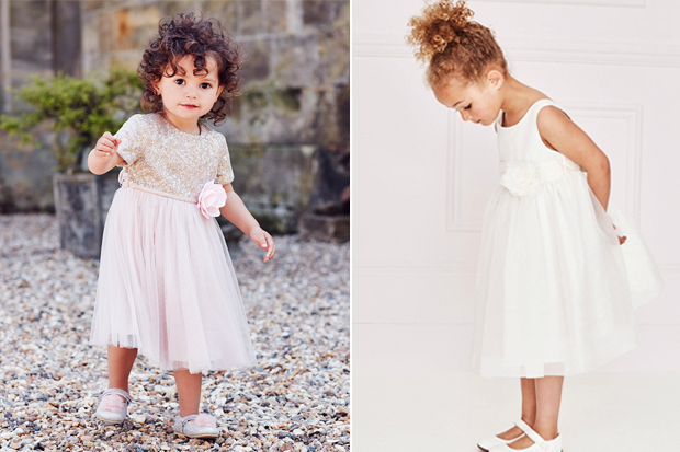 20 fab autumn winter flower girl dresses for your little lady weddingsonline. Black Bedroom Furniture Sets. Home Design Ideas