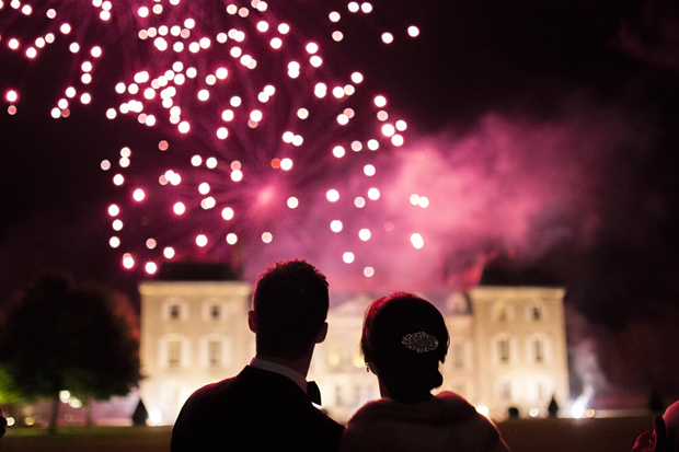 bride-and-groom-looking-at-fireworks