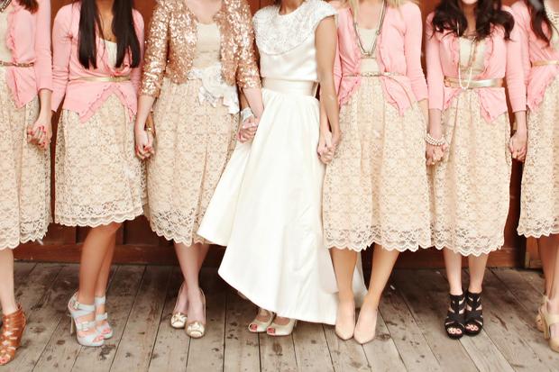 bridesmaids-in-cardigans