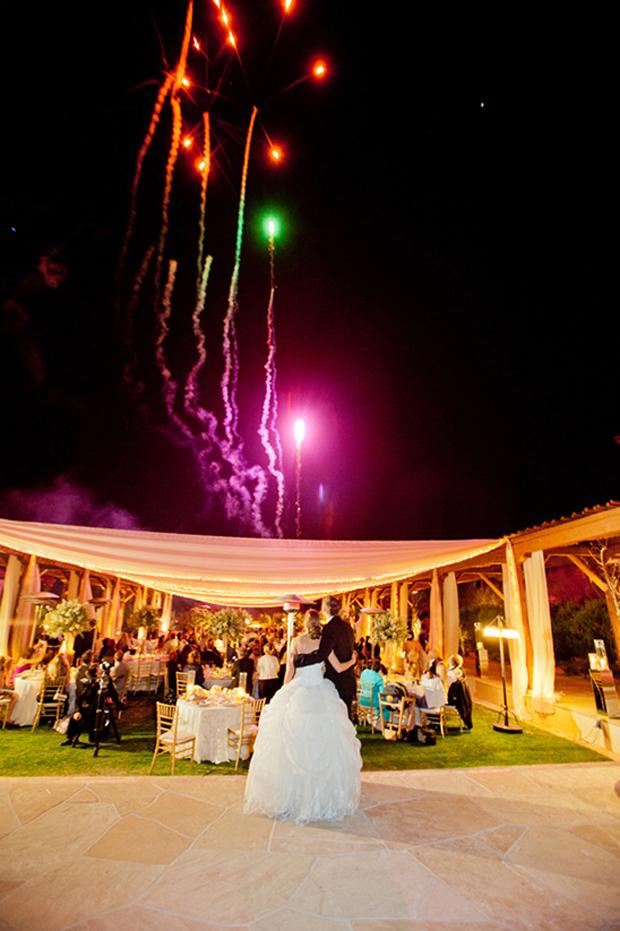 colourful-fireworks-wedding-