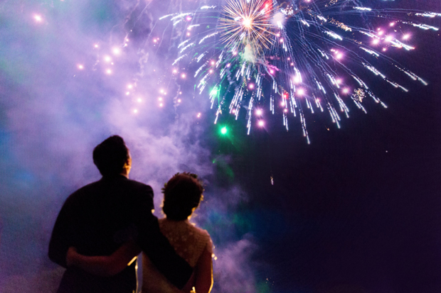 fireworks-wedding