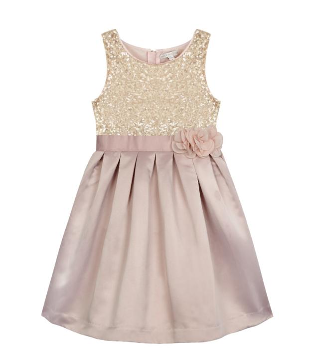 gold-glitter-and-pink-john-rocha-flower-girl-dress