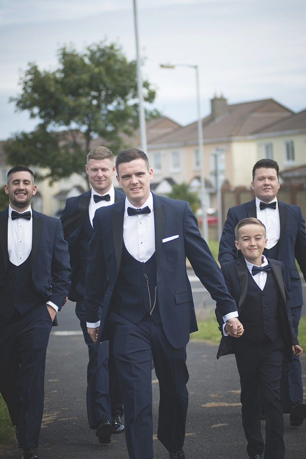 groom-and-groomsmen-black-tie-aston-formal-wear