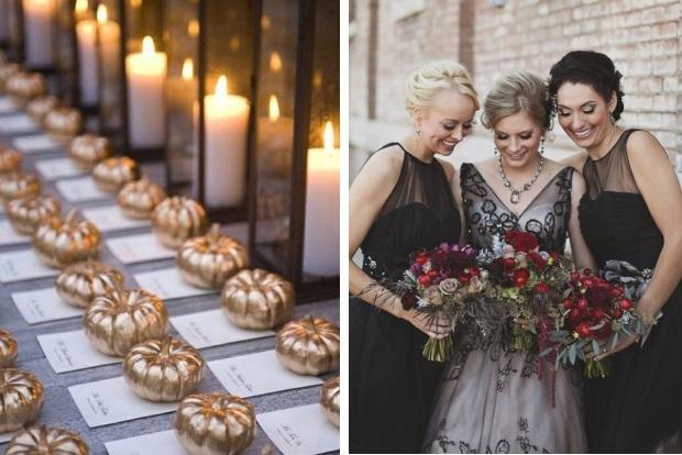 Halloween Wedding Ideas Wedding Decor Ideas