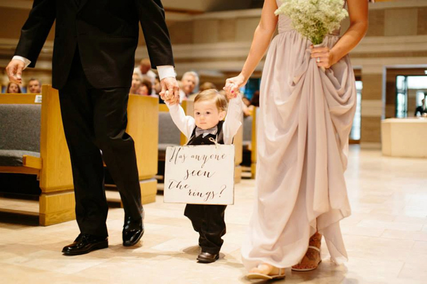 has-anyone-seen-the-rings-wedding-sign
