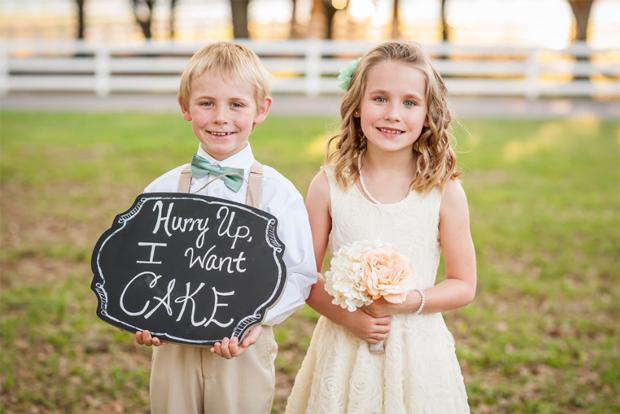 hurry-up-i-want-cake-sign-wedding