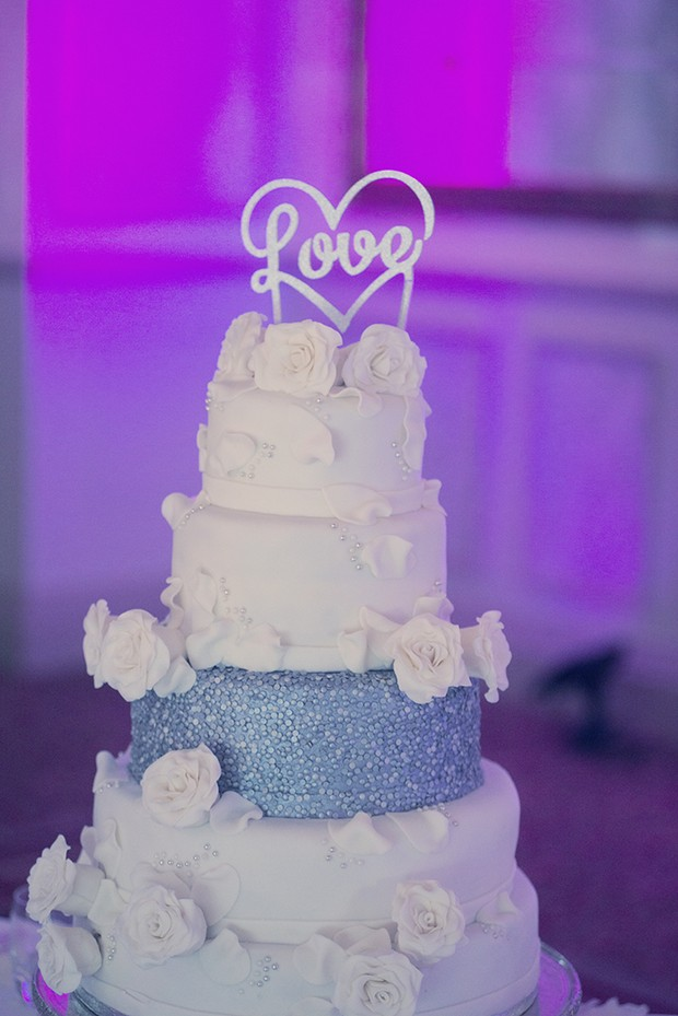 ivory-and-silver-wedding-cake-withlove
