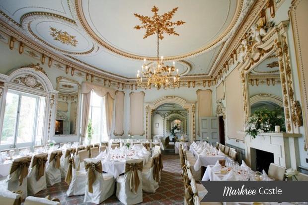 ireland s most luxurious castle wedding venues weddingsonline