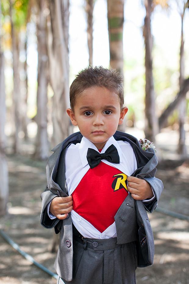 ring-bearer-with-superhero-t-shirt