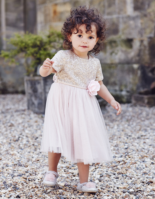 sequin-and-tulle-pink-and-gold-flower-girl-dress