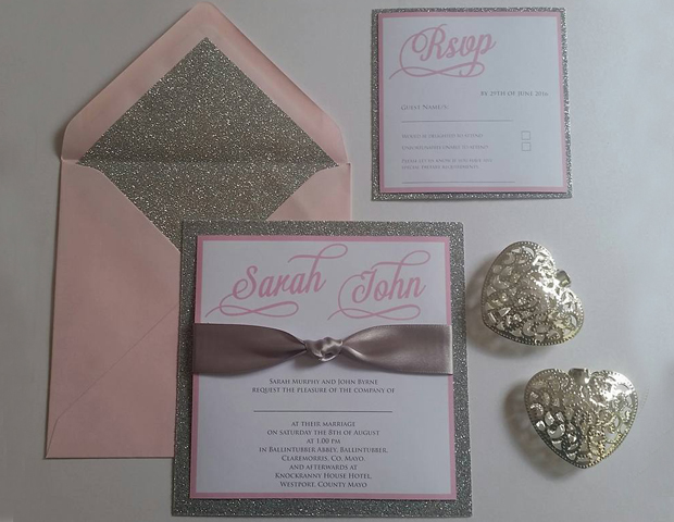 sparkly-glitter-wedding-invite-weddings-by-legato