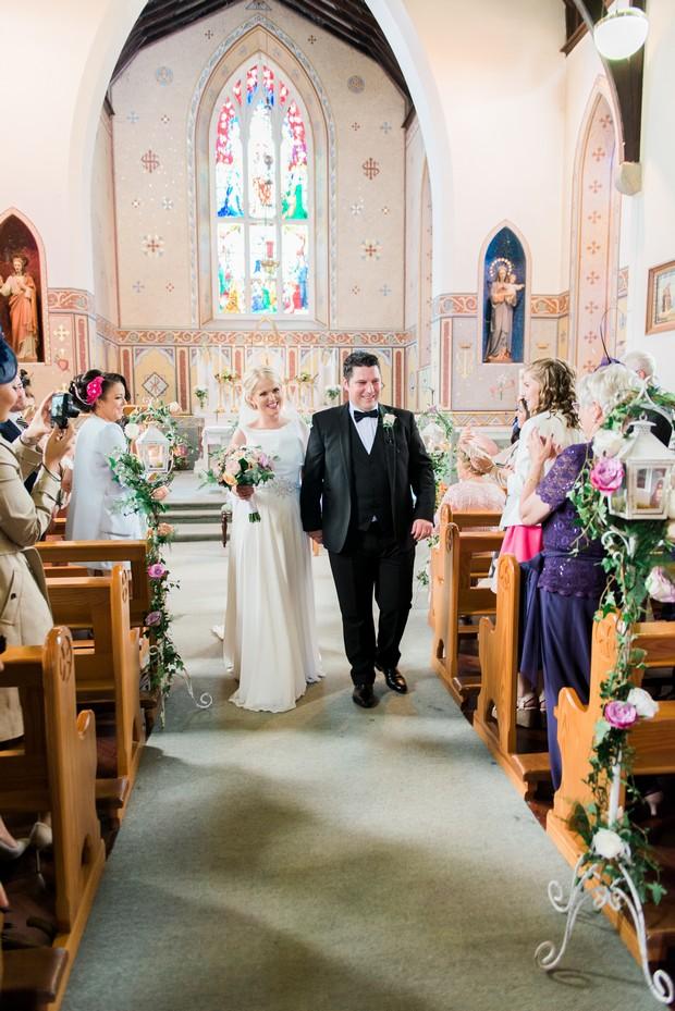 20-Real-Wedding-Ceremony-Michaels-Church- Carlingford-weddingsonline (1)