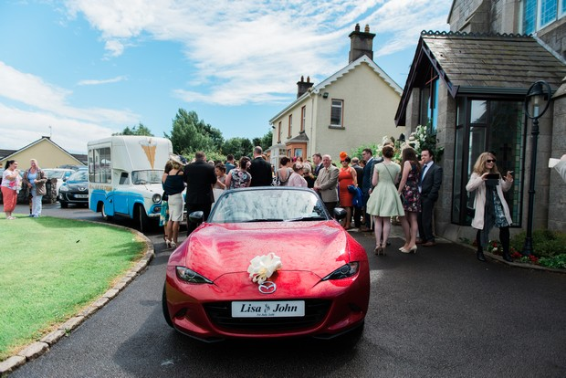 24-wedding-car-ceremony-red-sports-hire-weddingsonline